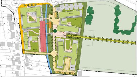 Die Jahnshöfe in Konradsheim gehen an den Start