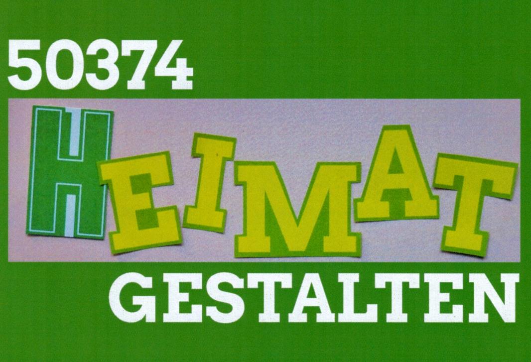 50374 HEIMAT Gestalten