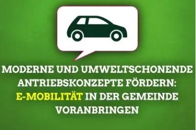 Kauf von Elektrofahrzeugen und Pedelecs für die städtische Verwaltung