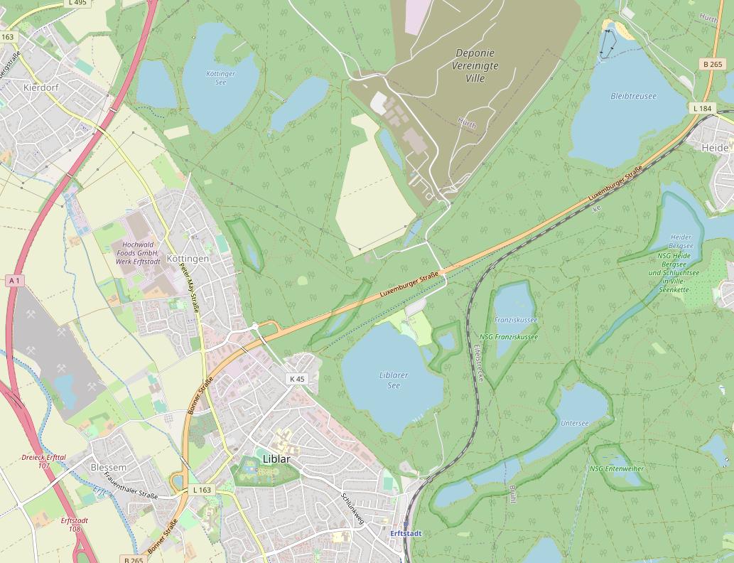 Erweiterung Verwertungszentrum Rhein-Erft-Kreis (VZEK)