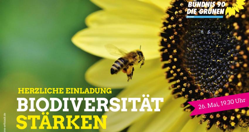Biodiversität stärken